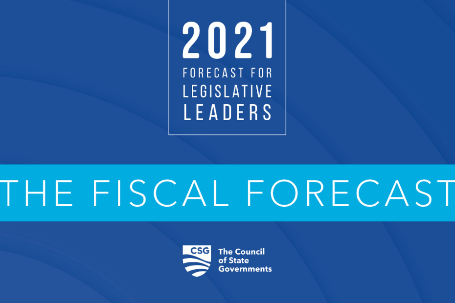 Graphic Slide - The Fiscal Forecast - Forecast for Legislative Leaders